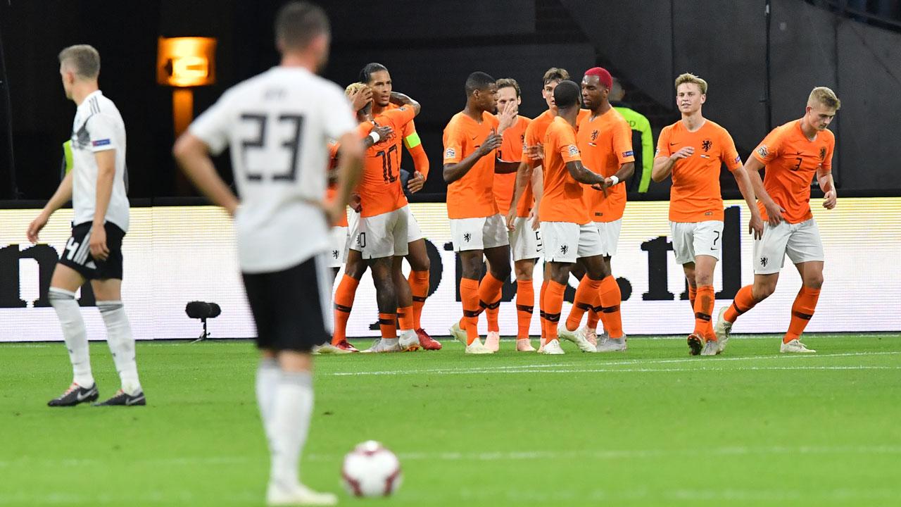 UEFA zbulon maskotin/ Holandë-Gjermani, spektakli i garantuar