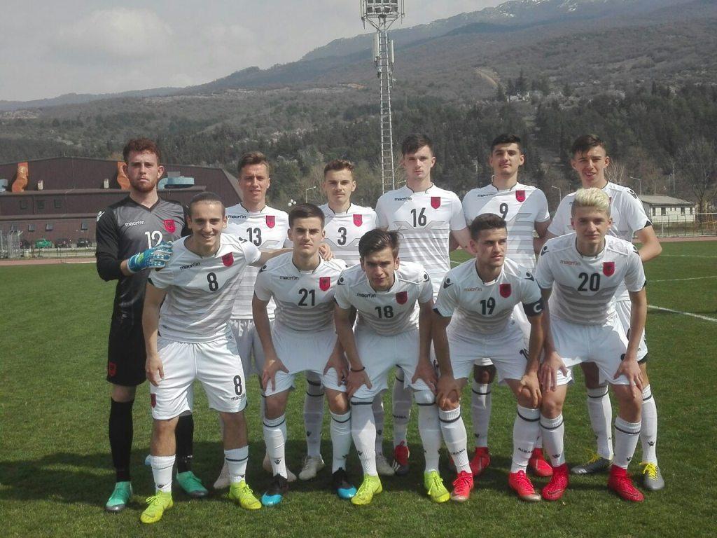"""21-vjeçarët """"pa shpresa"""" në Andorra! Shqiptarët e Maqedonisë së Veriut përmbysin 19-vjeçarët kuqezi"""