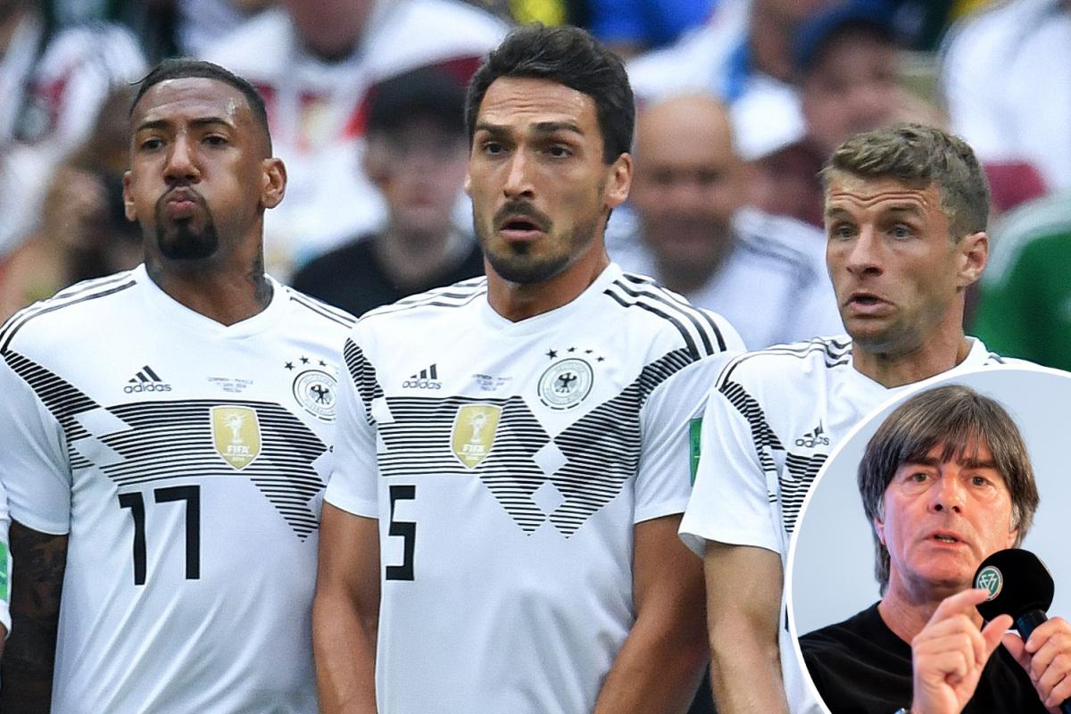 """""""Gjermani me një fytyrë të re"""", trajneri Low """"spastron"""" nga ekipi treshen e Bayern"""