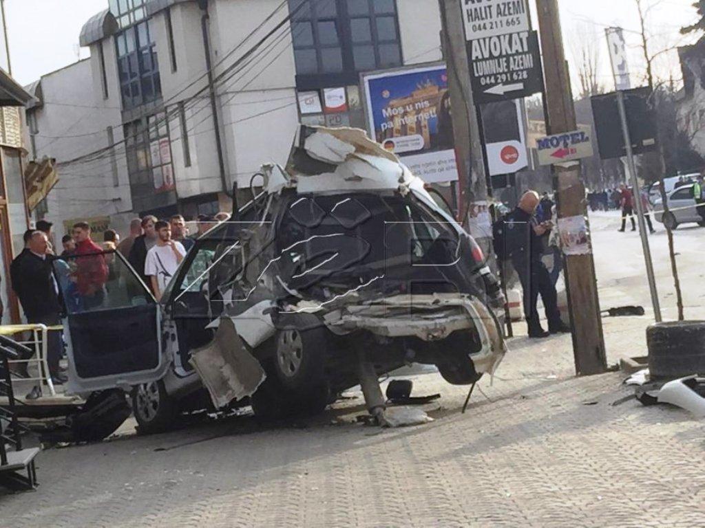 Aksidenti në Gjilan, një humb jetën plagosen 20 të tjerë