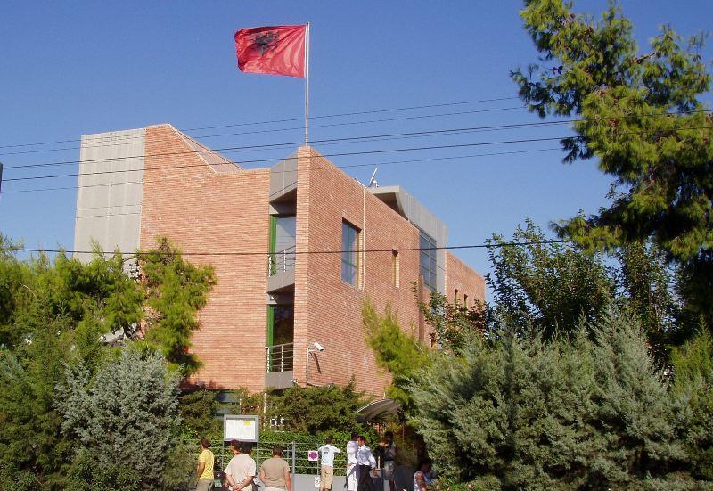 """""""Qeveria e Krimit""""/Kryetari i PD-së fton shqiptarët në Athinë për të protestuar para ambasadës më 10 mars"""