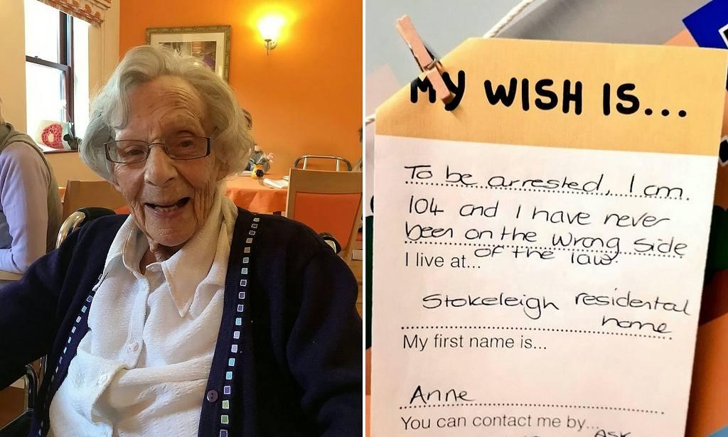 Ndodh edhe kjo! 104-vjeçarja në qeli me dëshirën e saj, policia e lumtur në zbatimin e urdhër-arrestit