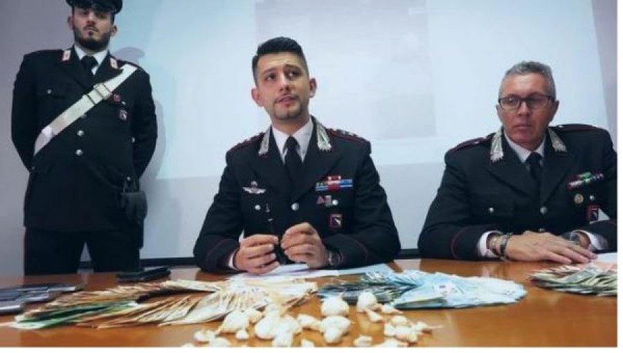 Shisnin kokainë nëpër stacione, kapen 5 të rinjtë shqiptar në Itali, ja sa fitonin në ditë