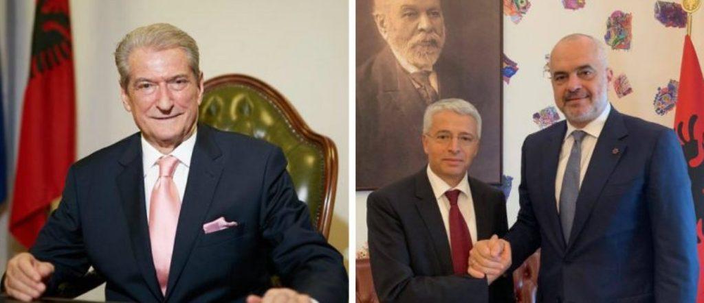 """Berisha denoncon """"postblloqet policore"""", Lleshaj garanton """"sigurinë e deputetëve"""". Rama: S'do ketë skena si javën e kaluar"""