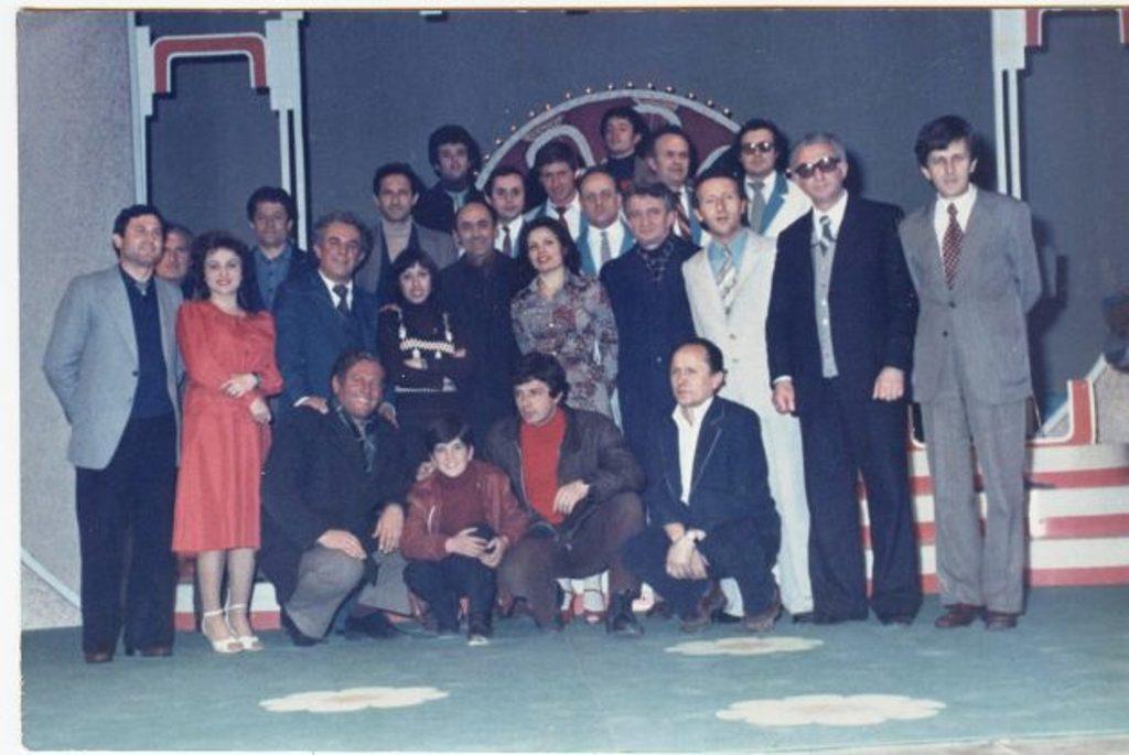 Na ishte dikur Estrada e Tiranës (fotot e rralla)
