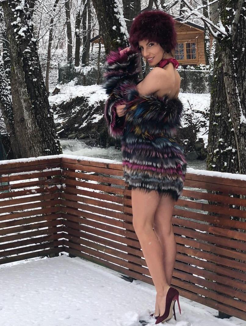 "Isida ""ngrin"" edhe dëborën"