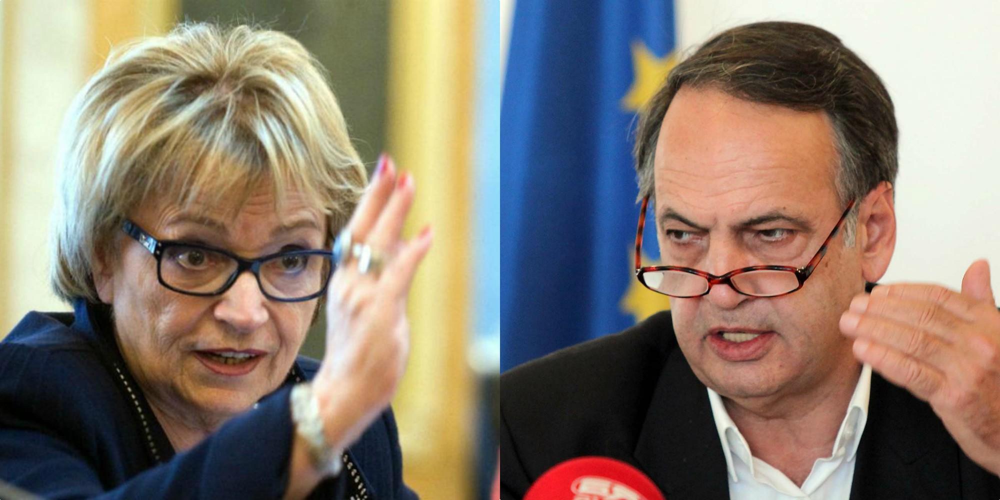 Deklaratat e Fleckenstein në Tiranë, Pack: Akt i papranueshëm, PE të marrë masa