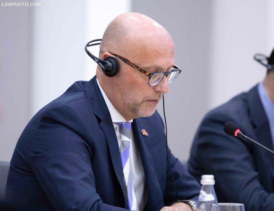 Këshilltari i CDU-së gjermane: Mirëkuptojmë vendimin e PD-së, i është mohuar çdo e drejtë