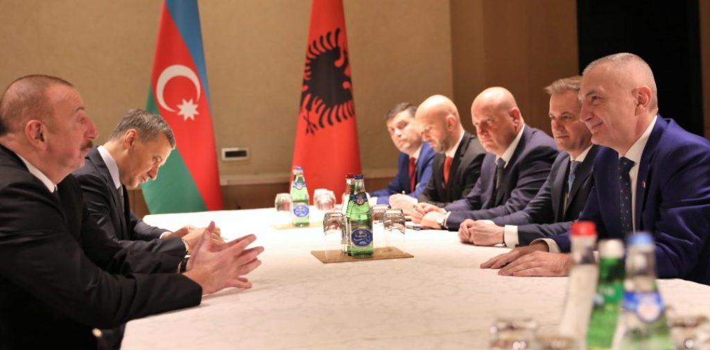 Meta në Azerbajxhan: Faleminderit për gazin dhe TAP, të heqim edhe vizat