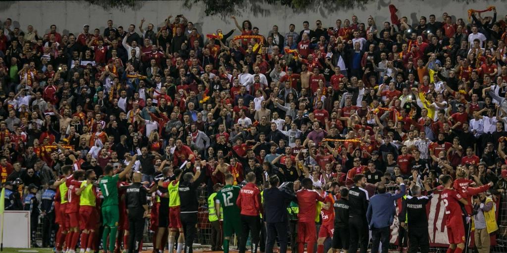 """Partizani """"masakron"""" Teutën dhe """"vret"""" garën, Tirana kthehet """"e vjedhur dhe e dhunuar"""" nga Kruja"""