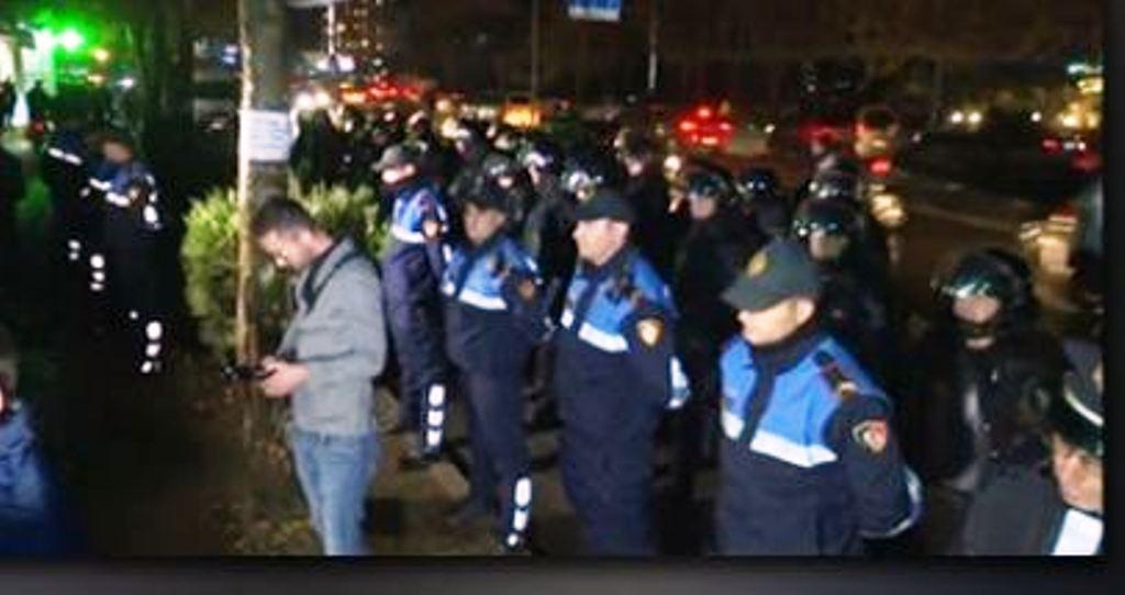 Policia, masa sigurie për protestën, banorët e Astirit apel Ambasadave