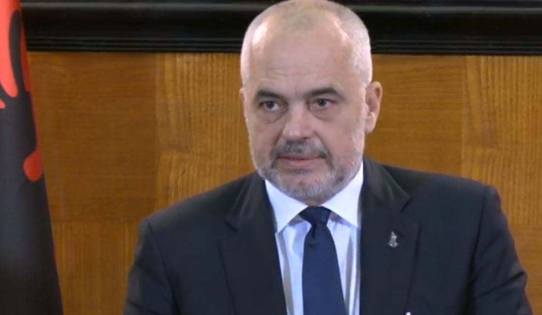 PM Rama says that Kosovo in the NATO is a necessity