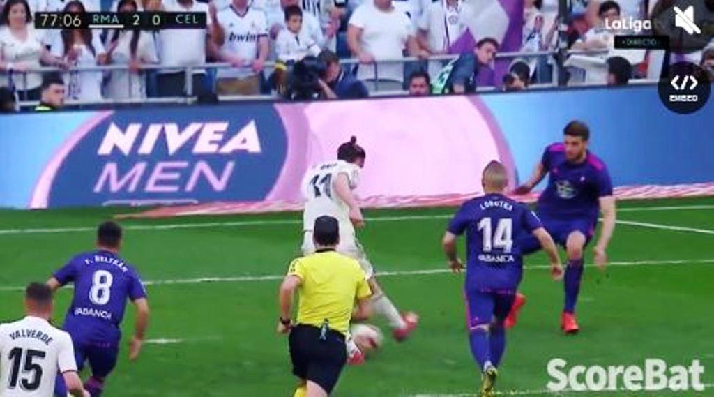 Zidane i motivon në pushim, Reali mposht Celtan në pjesën e dytë