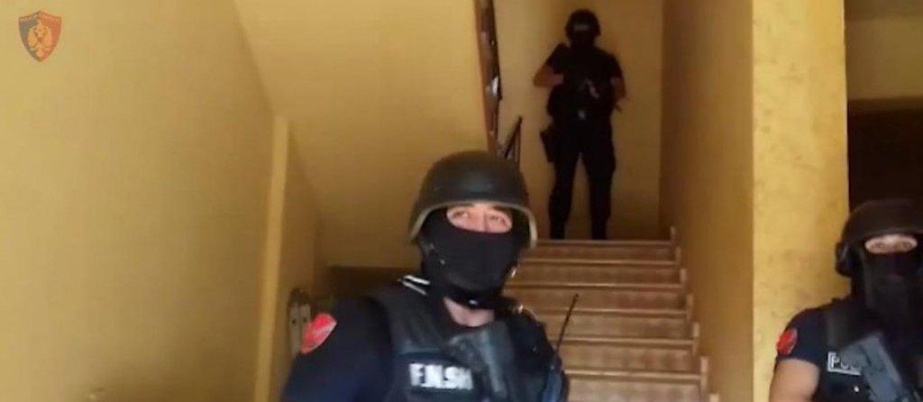"""""""Para me fajde"""", zbardhen emrat e të arrestuarve nga operacioni në Shkodër"""