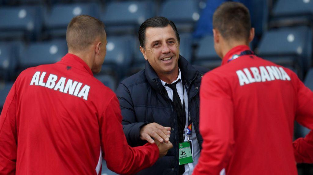 Pse Rudi Vata kërkon një qendërmbrojtës nga Shqipë