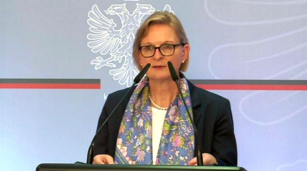 Ambasadorja e Gjermanisë: Shqipëria përpara vendimmarrjes së rëndësishme, nuk duhet humbur kohë
