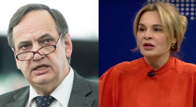 Takimi me eurodeputetët, Kryemadhi: Kur po diskutohej dosja 339, Fleckenstein u çua nga tavolina
