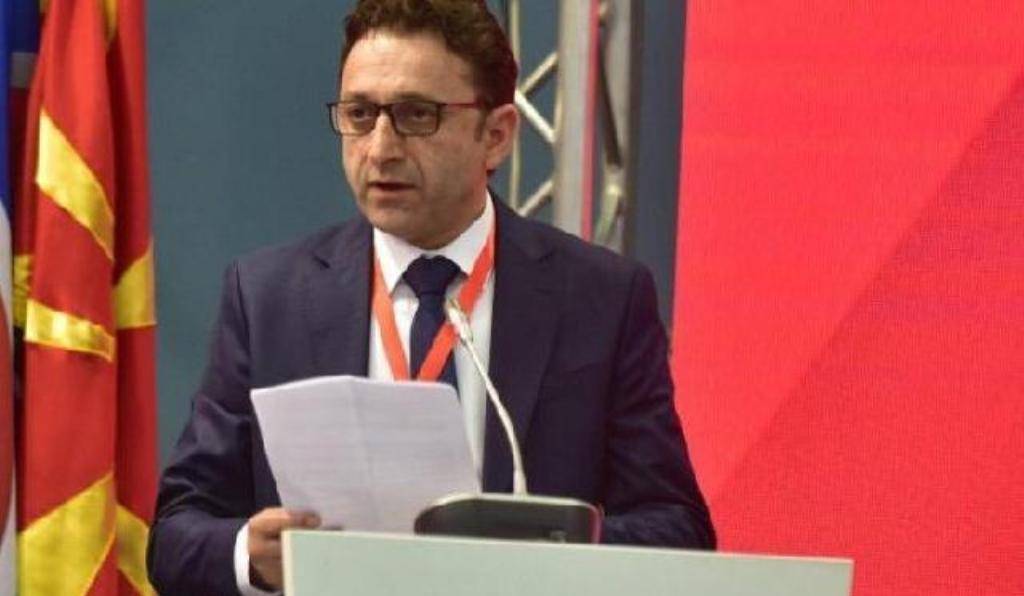 Historike/ Muhamed Sejdini zgjidhet kreu i Federatës së Futbollit në Maqedoninë e Veriut