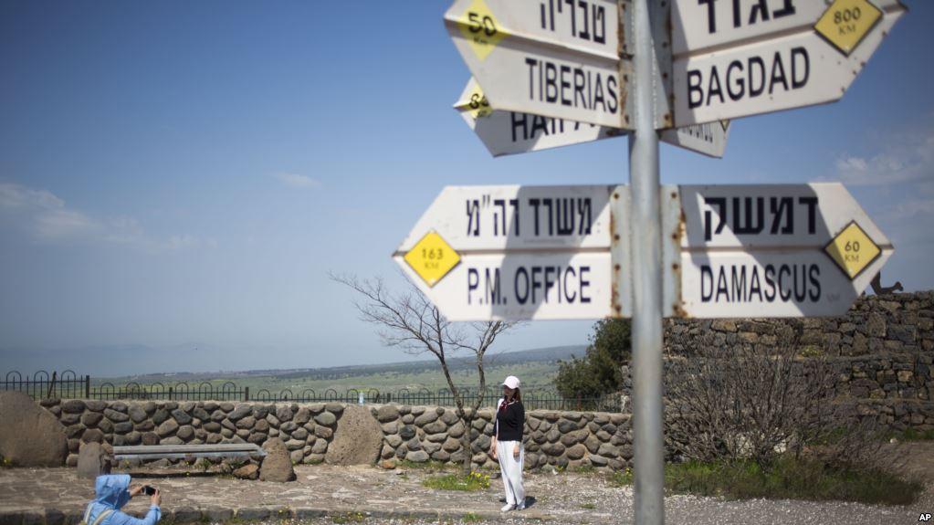 Siria: Njoftimi i Uashingtonit për Lartësitë Golan, i papërgjegjshëm