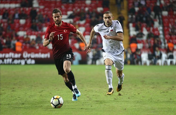 Shqipëri-Turqi, zbardhen formacionet zyrtare