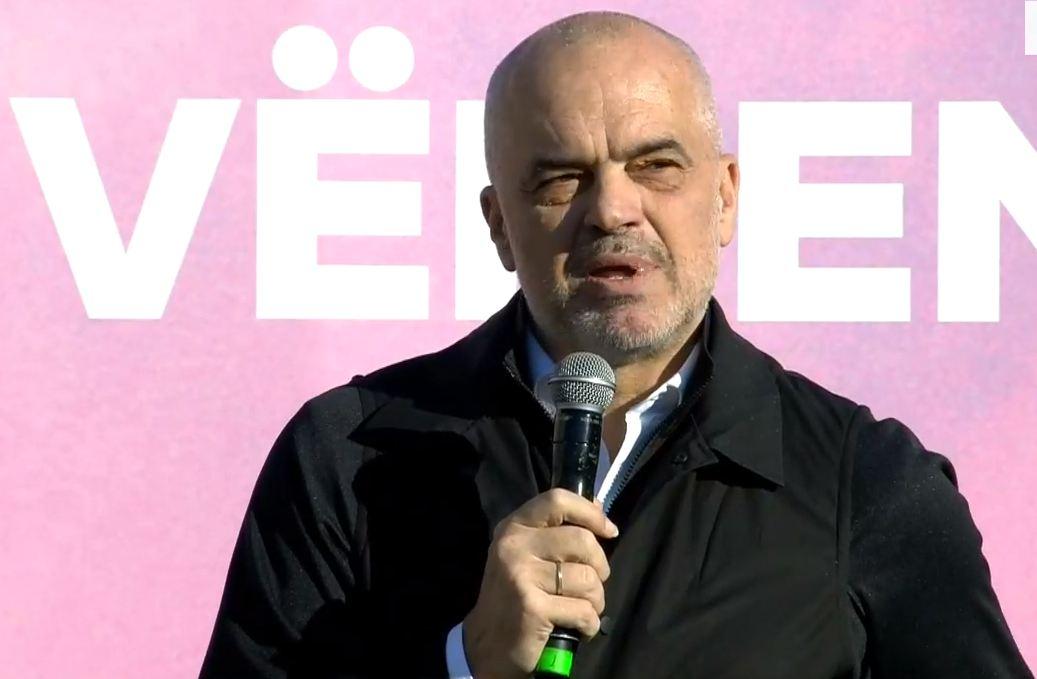 Deklarata në Berat, Rama mohon zgjedhjet parlamentare të parakohshme