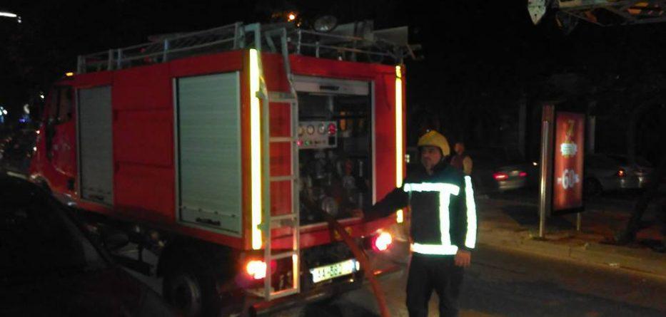Merr flakë toka me ullishte në Vlorë, zjarri rrezikon banesat pranë