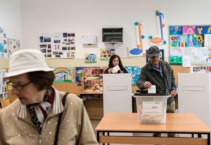 Zgjedhje pa incidente në Maqedonine e Veriut