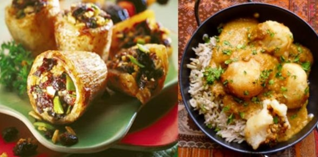 RECETA GATIMI/Patate të mbushura indiane