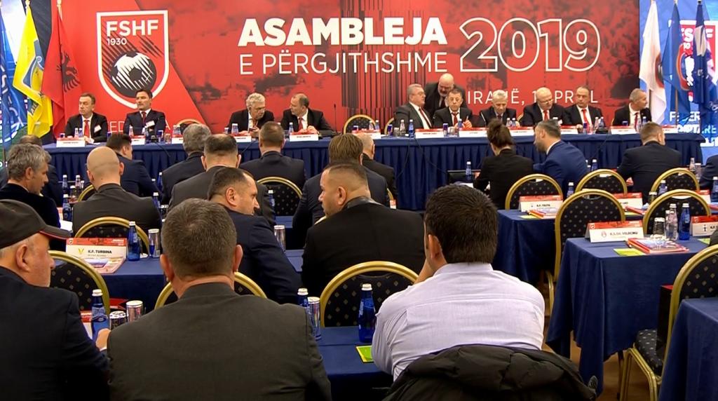"""FSHF/ Asambleja e Zakonshme, asnjë vendim """"i jashtëzakonshëm"""""""