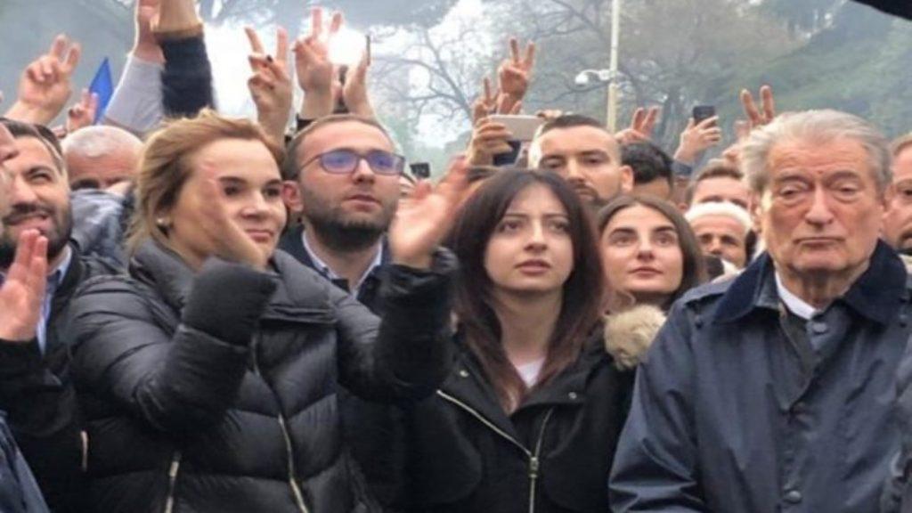 Protesta e Opozitës/Ministrja e Drejtësisë: Organizatorët dhe nxitësit e dhunës do të ndëshkohen!