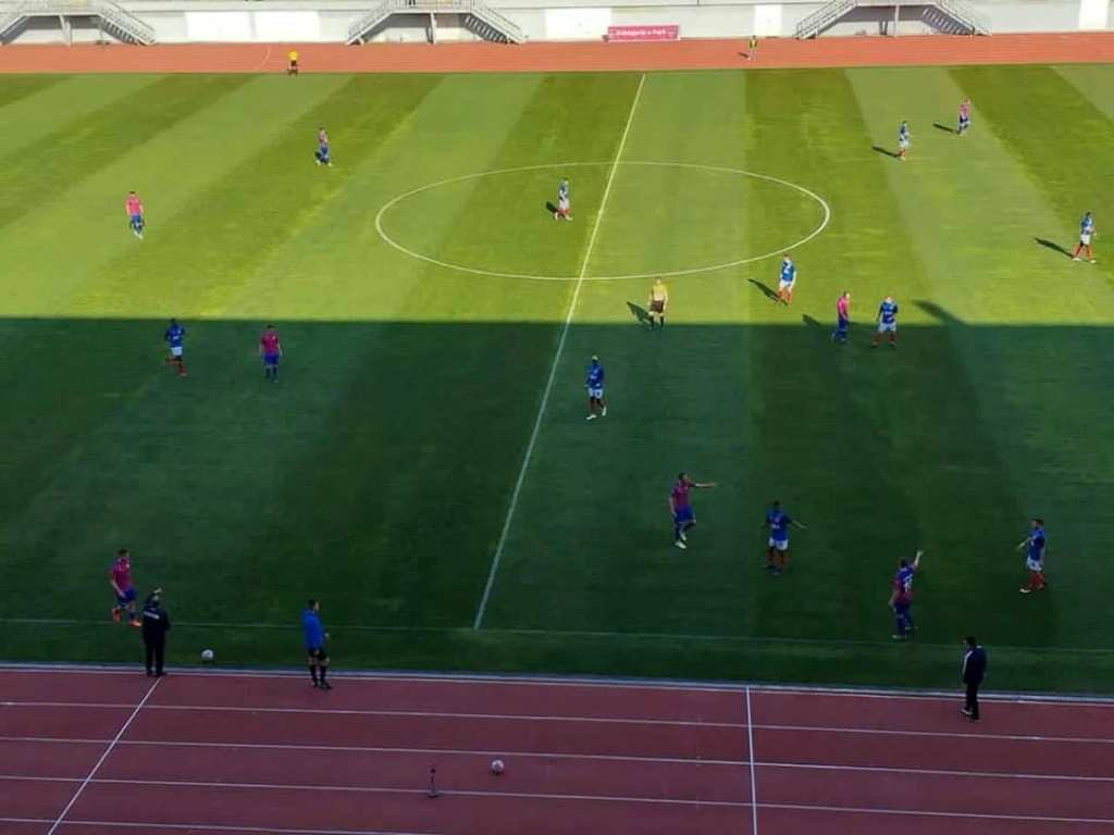 """VLLAZNIA/ Dinamo i shtyn """"festën"""", rikthimi në elitë vuloset ndaj Korabit"""