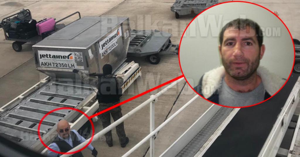 Grabitja në Rinas, ekspertiza e celularit që u gjet në furgonin e djegur zbulon 11 identitetet e Admir Muratajt