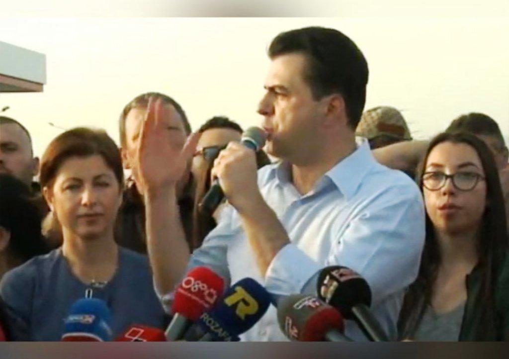 Rama u tregoi prangat prishësve të zgjedhjeve, reagon Basha: Në burg do të shkojnë bashkëpunëtorët e tu!