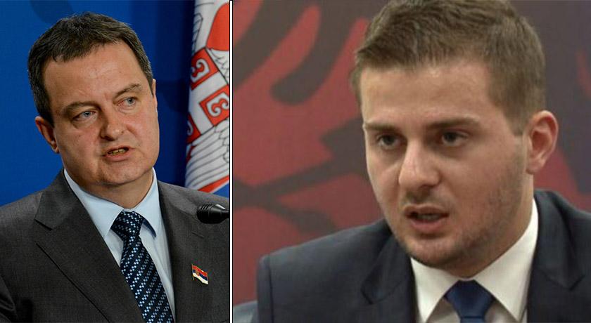 Në përplasjen Kosovë-Serbi përfshihet edhe ministri shqiptar Cakaj, debat me homolugun serb Daçiç