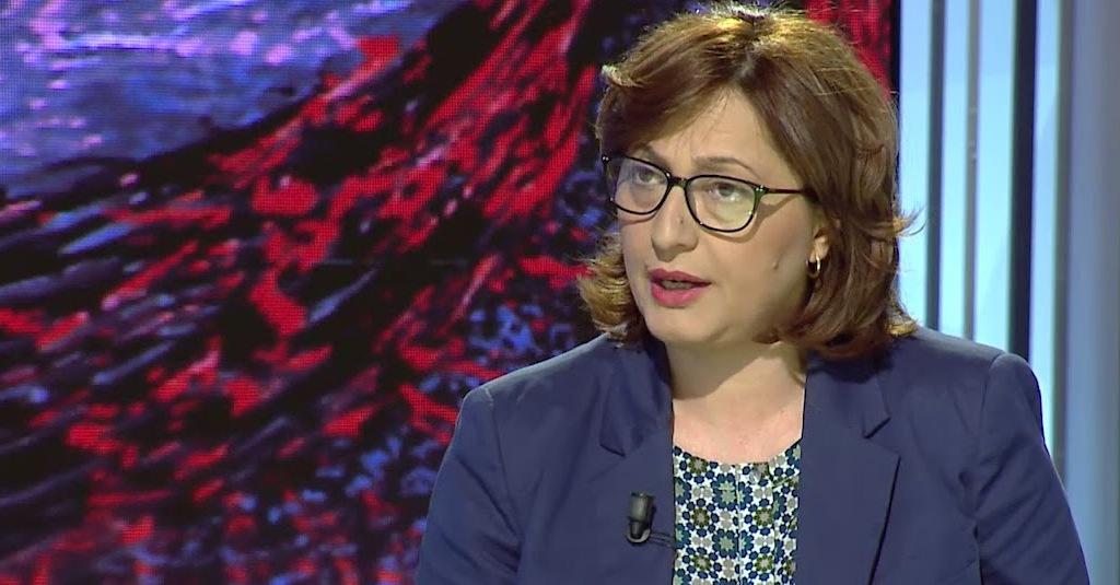 Interview with former democrat MP, Dhurata Çupi