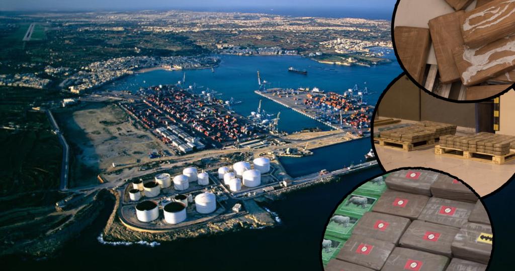 Kapen mbi 10 milionë euro kokainë në Maltë, kush i priste konteinerët në portin e Durrësit?