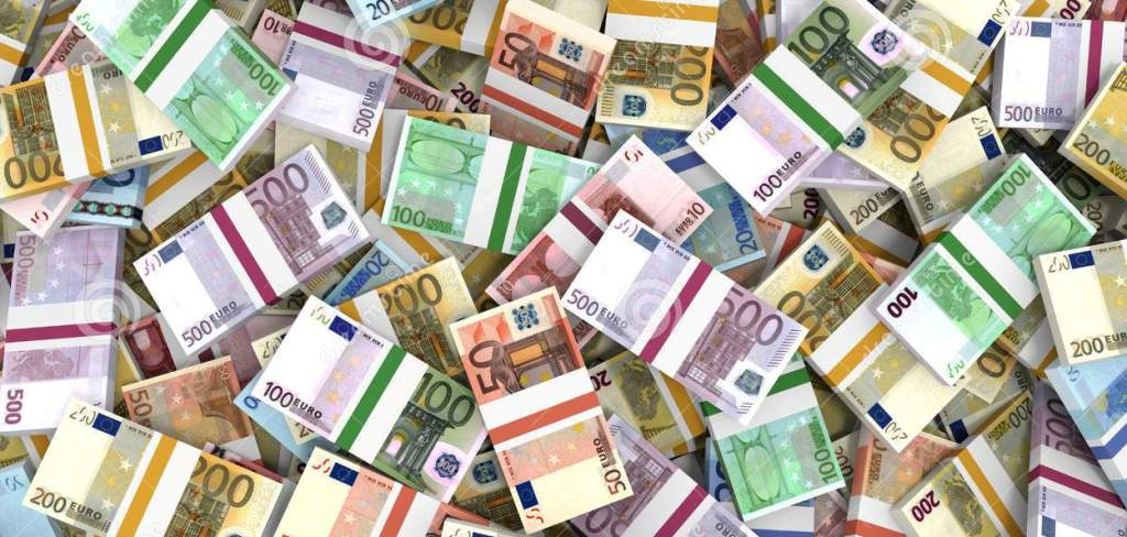Borxhi po merret kryesisht në monedhën evropiane, jo lek