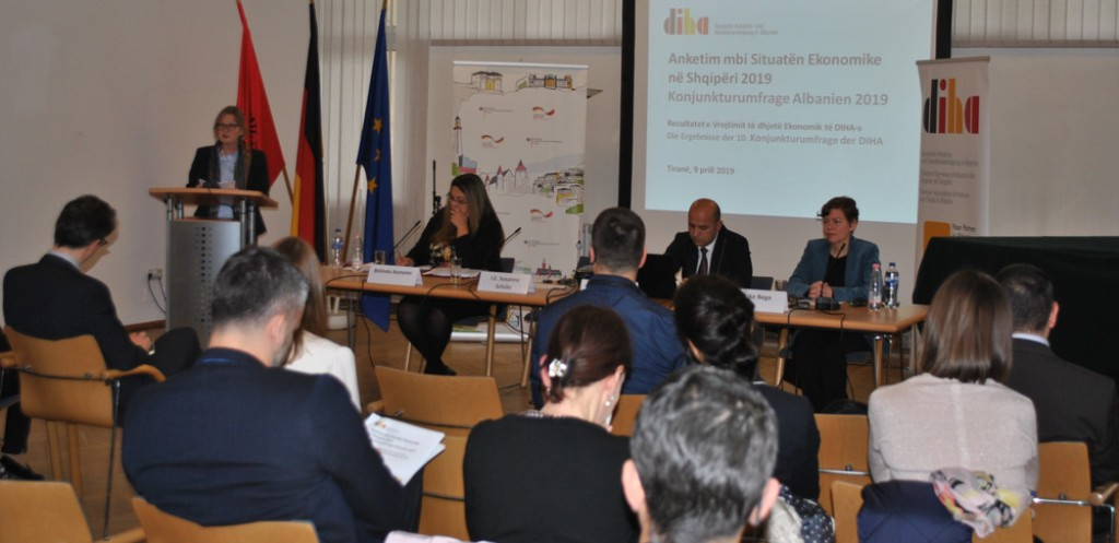 Biznesi gjerman: Situata ekonomike në Shqipëri, sot më keq se një vit më parë