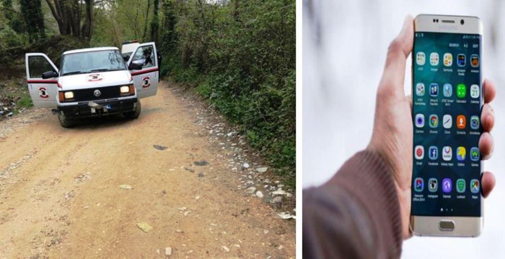 Hetuesit gjejnë celular në furgonin e grabitjes së Rinasit , dyshohet se i përket Admir Muratajt