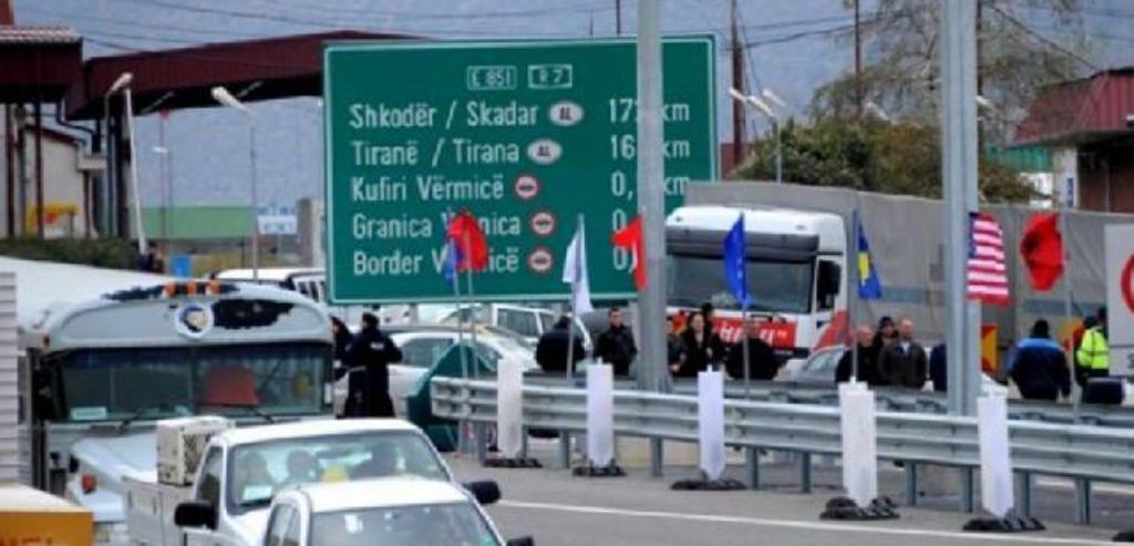 """""""Një ndalesë - Një kontroll""""në kufirin me Kosovën, Shqipëria miraton marrëveshjen"""