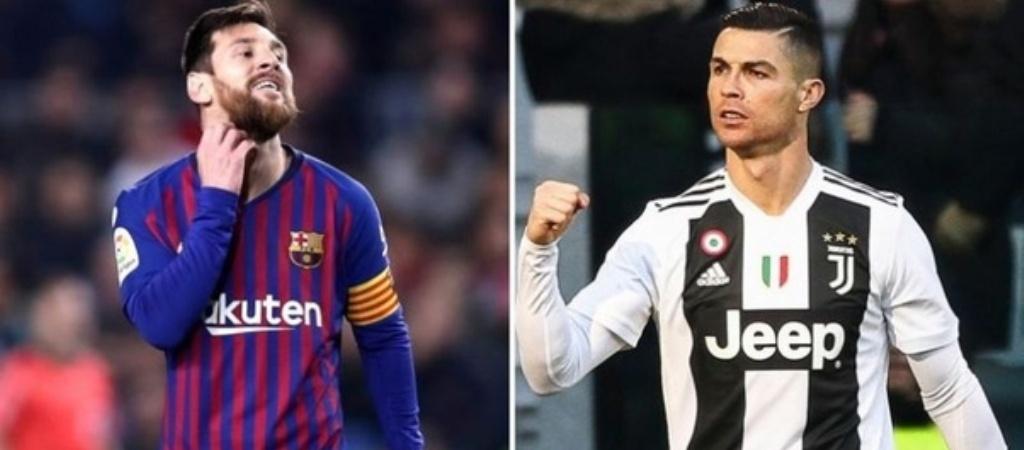 CHAMPIONS LEAGUE/ Përcaktohen sot gjysmëfinalistët e parë, Juve e Barça, shpresa te Messi e Ronaldo