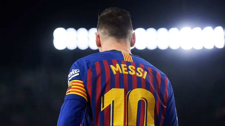 """CHAMPIONS LEAGUE/ Messi, gati t'i marrë """"mbretërimin"""" Ronaldos"""