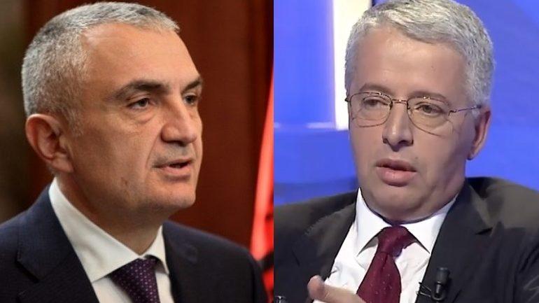 Sërish 'përplasje' mes Metës dhe Lleshaj, Presidenti rikthen në Kuvend ligjin për vettingun në Polici (argumentat)
