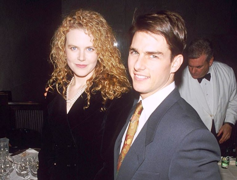 Nicole Kidman tregon për fëmijët e rritur që adoptoi bashkë me Tom Cruise