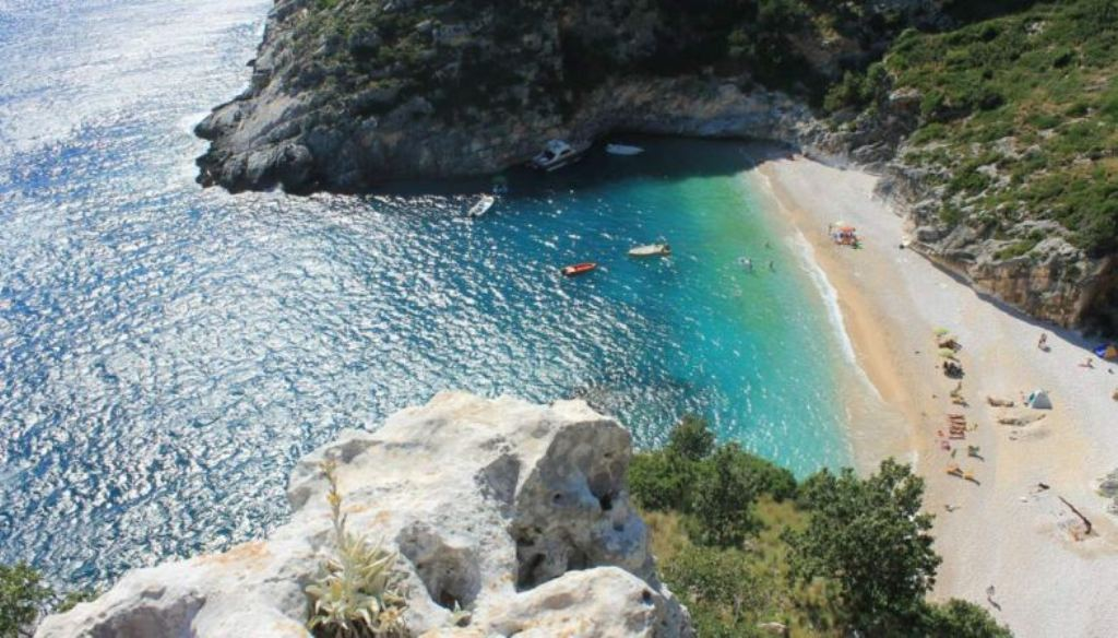 Pesëplazhet më të bukura në Shqipëri