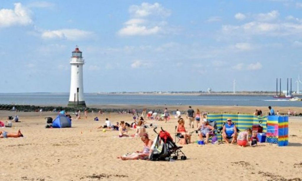 Britani, thyhet rekordi 70-vjeçar i temperaturave të larta