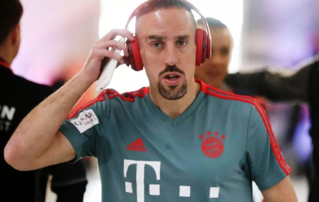 Pas 12 vjetësh tek Bayern Munich, ja ku do të jetë e ardhmja e Franck Ribery