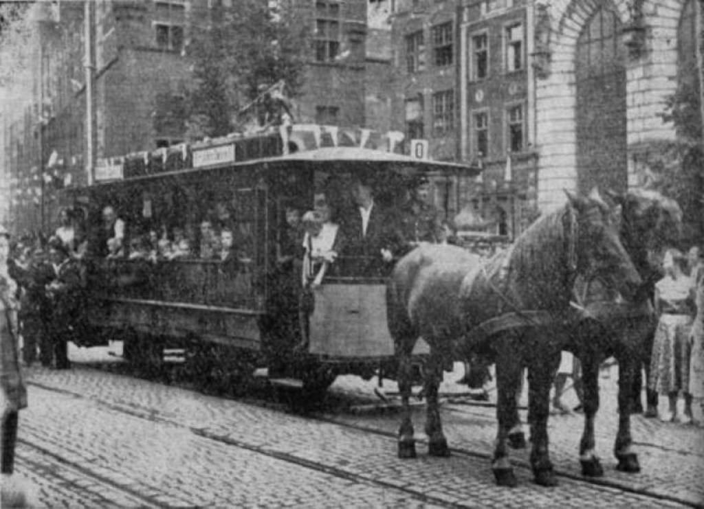 """""""Trami i parë në Beograd në vitin 1912! Tirana dhe Shqipëria sot ende nuk kanë një projekt. Ja përse?"""""""