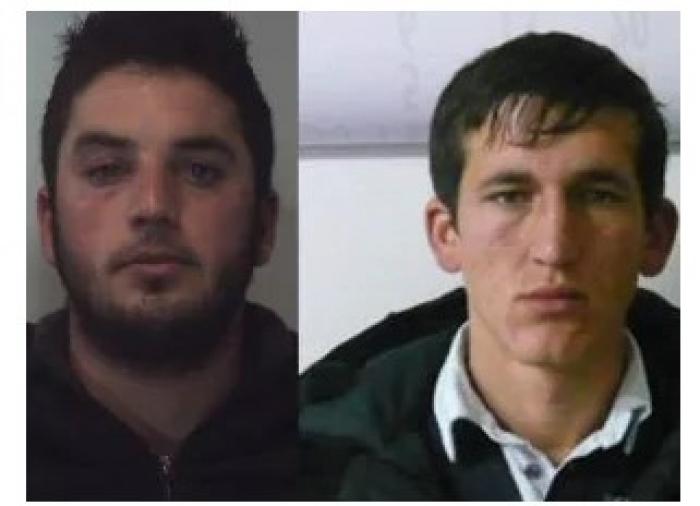 Itali, arratisen nga burgu dy shqiptarë
