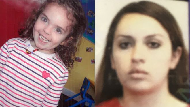 Policia angleze ngre alarmin, zhduket pa gjurmë nëna shqiptare me vajzën 2-vjeçare